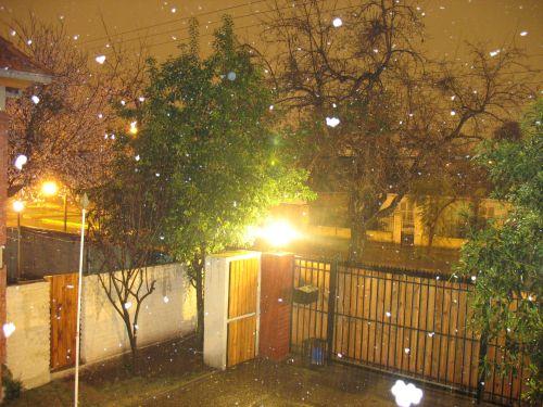 Nieve en Ñuñork 2
