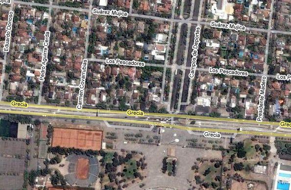 Google Maps Chile